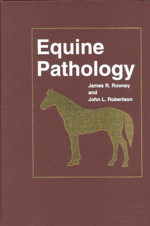 Equine Pathology (081382334X) cover image
