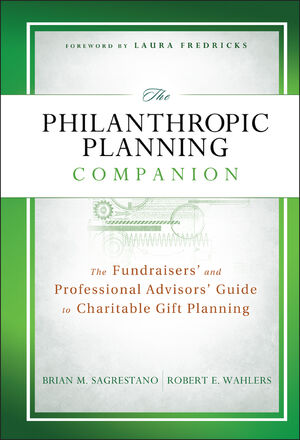The Philanthropic Planning Companion: The Fundraisers