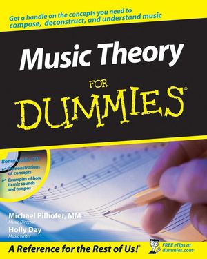 Music Theory For Dummies<sup>®</sup>