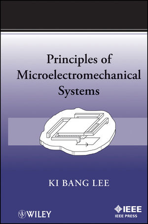 Principles of Microelectromechanical Systems (111810224X) cover image