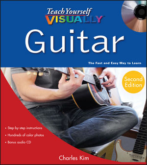 Teach Yourself VISUALLY Guitar, 2nd Edition