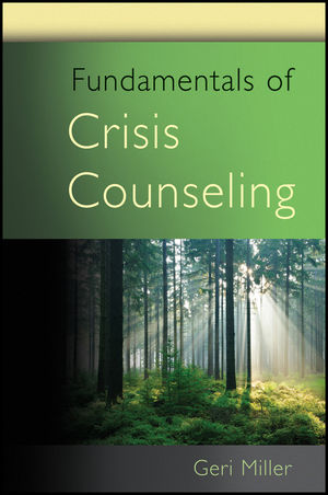 Fundamentals of Crisis Counseling (111815634X) cover image