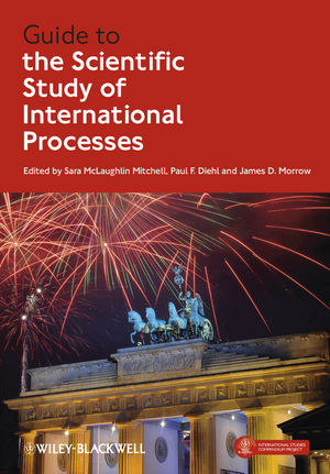 Guide to the Scientific Study of International Processes (111830604X) cover image