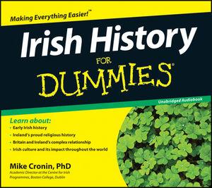 Irish History For Dummies Audiobook
