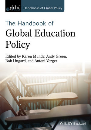 Handbook of Global Education Policy  (111846804X) cover image