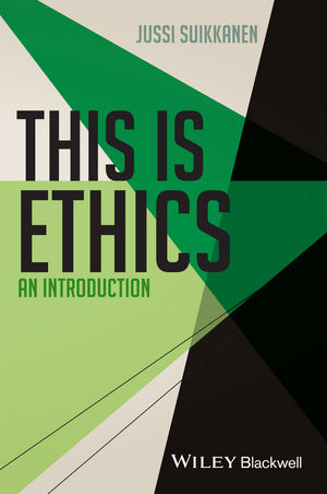 This Is Ethics: An Introduction (111847984X) cover image