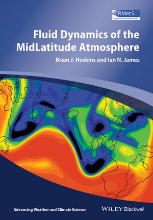 Fluid Dynamics of the Mid-Latitude Atmosphere (111852604X) cover image
