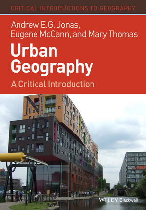 Urban Geography: A Critical Introduction (111861044X) cover image
