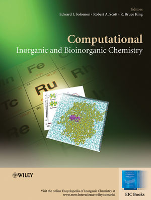 Computational Inorganic and Bioinorganic Chemistry (111861724X) cover image