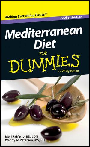 Mediterranean Diet For Dummies, Pocket Edition