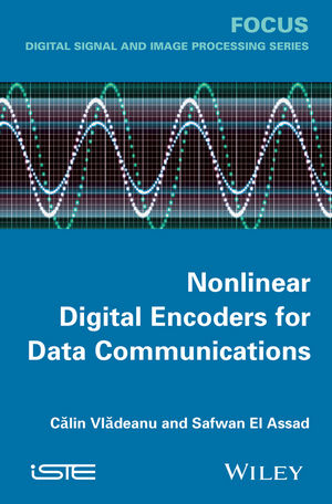 Nonlinear Digital Encoders for Data Communications (111881584X) cover image