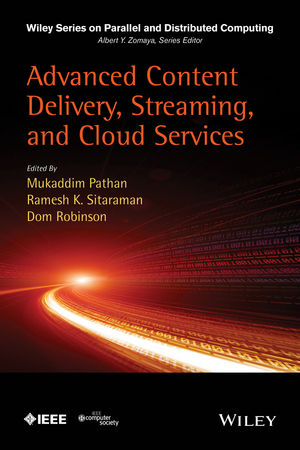 Advanced Content Delivery, Streaming, and Cloud Services (111890964X) cover image