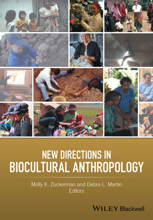 New Directions in Biocultural Anthropology (111896294X) cover image