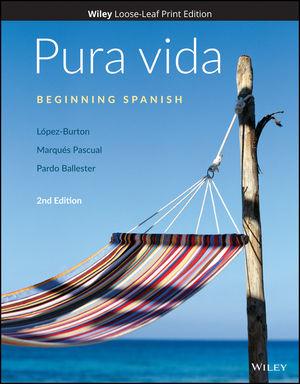 Pura vida: Beginning Spanish, 2nd Edition