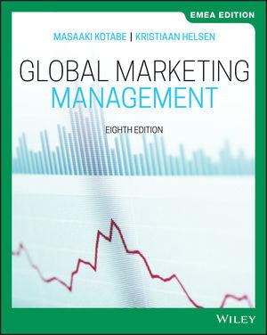 Global Marketing Management, 8th Edition, EMEA Edition