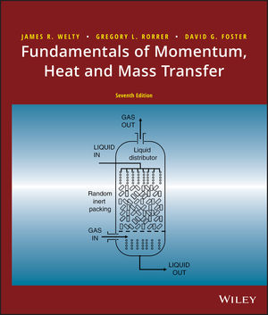 Fundamentals Of Momentum Heat And Mass Transfer 7th Edition Wiley