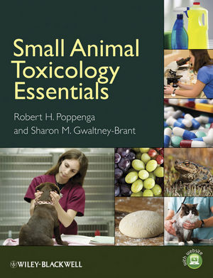Small Animal Toxicology Essentials (111994614X) cover image