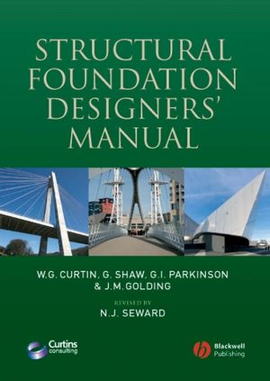 Structural Foundation Designers' Manual