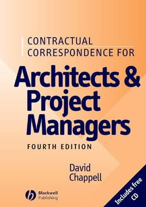 Contractual Correspondence for Architects and Project Managers, 4th Edition