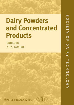 Dairy Powders and Concentrated Products (140515764X) cover image