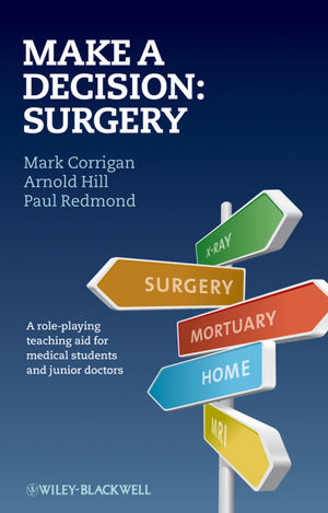 Make A Decision: Surgery (140519684X) cover image