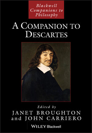 A Companion to Descartes (144433784X) cover image