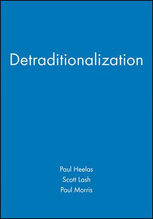 Detraditionalization
