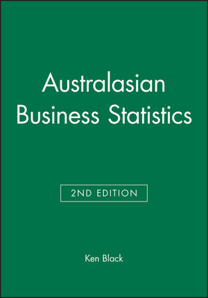 Australasian Business Statistics, 2nd Edition