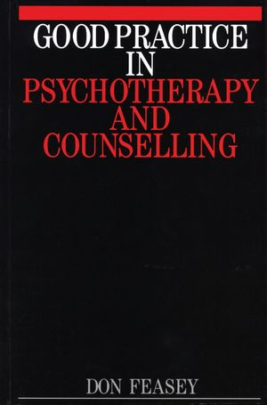 Good Practice in Psychotherapy and Counselling