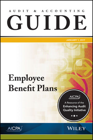 Employee Benefit Plans 2017 (194549834X) cover image