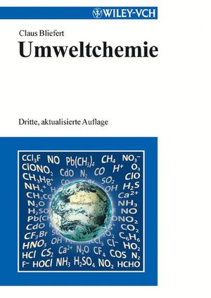 Umweltchemie, 3. Auflage (352730374X) cover image