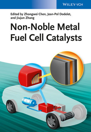 Non-Noble Metal Fuel Cell Catalysts (352733324X) cover image