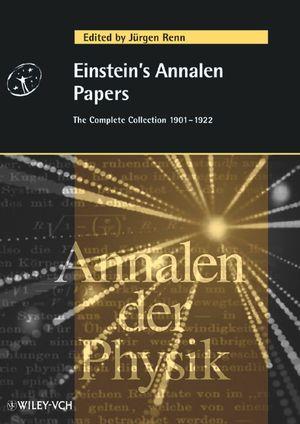 Einstein's Annalen Papers