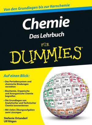 Chemie für Dummies: Das Lehrbuch