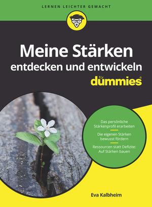 Meine Stärken entdecken und entwickeln für Dummies (352780854X) cover image