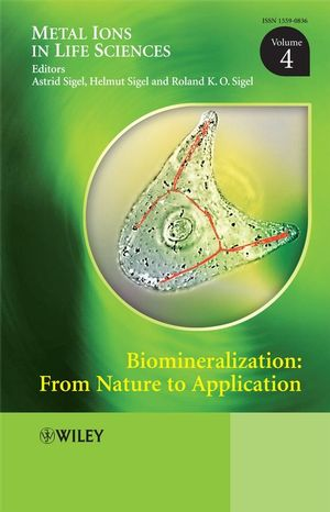 Biomineralization: From Nature to Application (0470035250) cover image