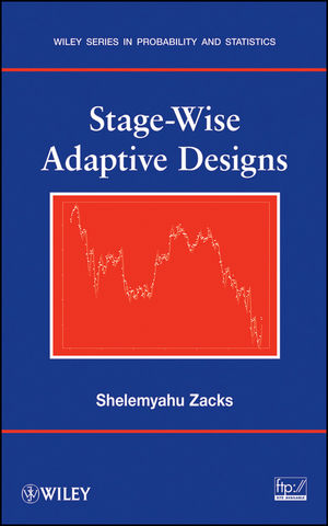 Stage-Wise Adaptive Designs (0470050950) cover image