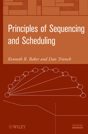 Principles of Sequencing and Scheduling (0470391650) cover image