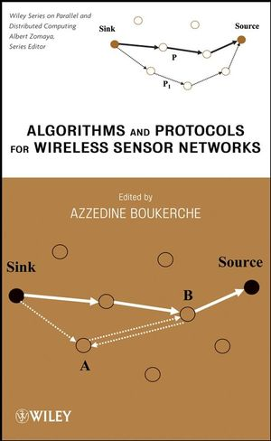 Algorithms and Protocols for Wireless Sensor Networks (0470396350) cover image