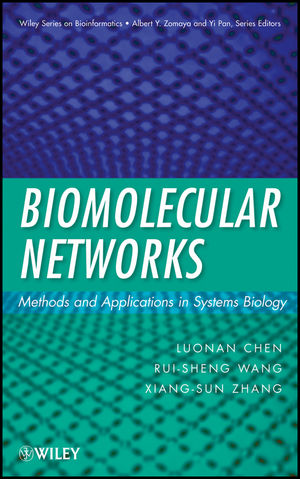 Biomolecular Networks: Methods and Applications in Systems Biology (0470488050) cover image