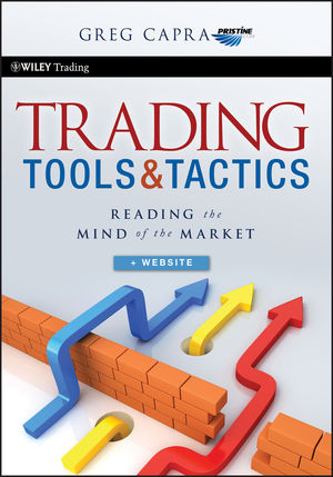 Book Cover Image for Trading Tools and Tactics: Reading the Mind of the Market, + Website