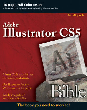 Illustrator CS5 Bible (0470584750) cover image