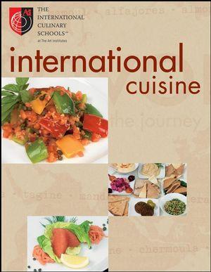 International Cuisine (0470598050) cover image