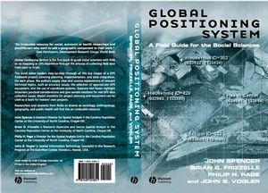 Global Positioning System: A Field Guide for the Social Sciences (0470693150) cover image