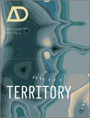 Territory: Architecture Beyond Environment (0470721650) cover image