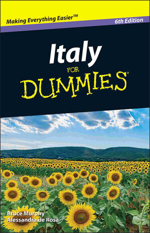 Italy For Dummies, 6th Edition