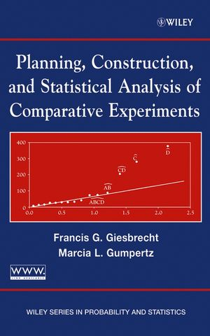 Planning, Construction, and Statistical Analysis of Comparative Experiments
