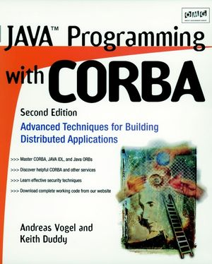 Java Programming with CORBA, 2nd Edition (0471247650) cover image
