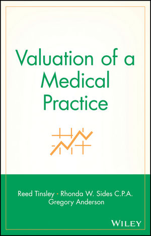 Valuation of a Medical Practice (0471299650) cover image
