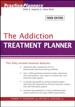 The Addiction Treatment Planner, 3rd Edition